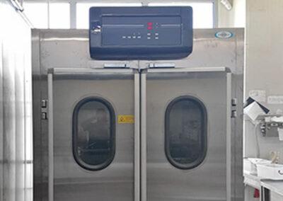 Cella di lievitazione a carrello per laboratori artigianali di panificazione e pasticceria